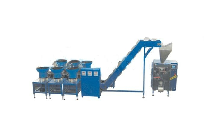 螺丝包装机,螺帽包装机, 螺母包装机  2