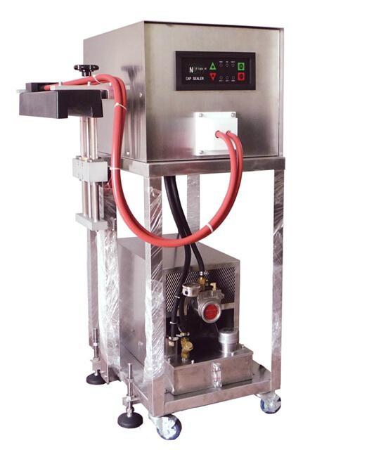 自动铝箔封口机(封瓶机) 1