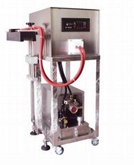 自动铝箔封口机(封瓶机) (热门产品 - 1*)