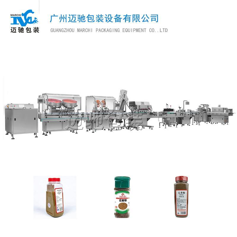 调味品灌装机 1