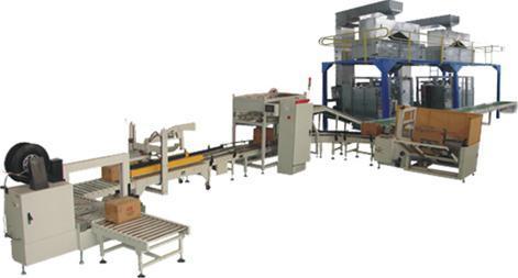全自动软袋小包装装箱生产线机 1