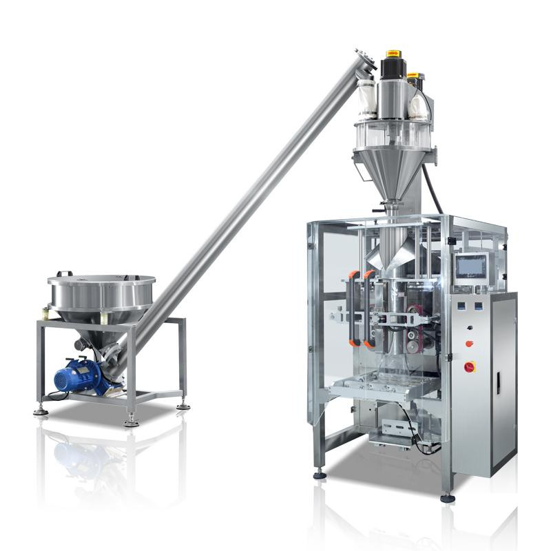 Packaging machine for veterinary medicine powder 1