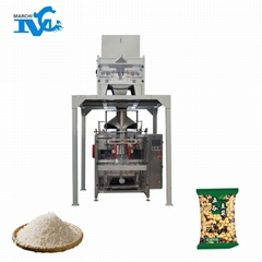 RICE CHICKPEA SEED CONSTRUCTION MATERIAL PACKAGING MACHINE