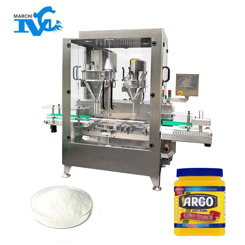 蛋白质粉包装机 2
