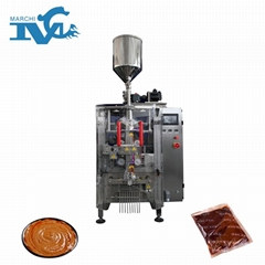CONDIMENT FLAVORING SPICE FILLING LINE