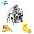 Fully auto bag feeding packaging machine 2