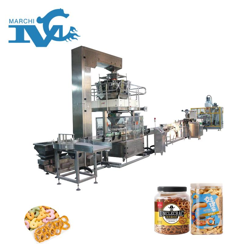 罐裝寵物食品包裝機,寵物零食自動灌裝機 罐裝寵物食品包裝機 1