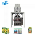 CHIPS|COCONUT|POPCORN PACKAGING MACHINE