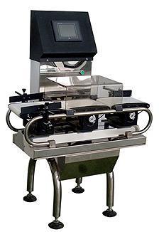 重量檢測機 1
