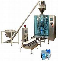 奶粉自动计量包装机组(粉料)