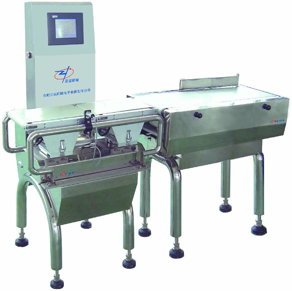 重量检测机 2