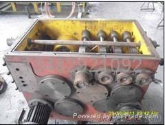 雙柱立車齒輪箱