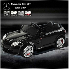 RC licensed ride on car Emulation Benz