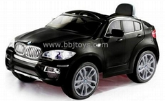 Licensed Benz X6 ride on car electric toys