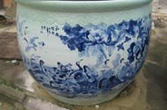 陶瓷大花盆批發