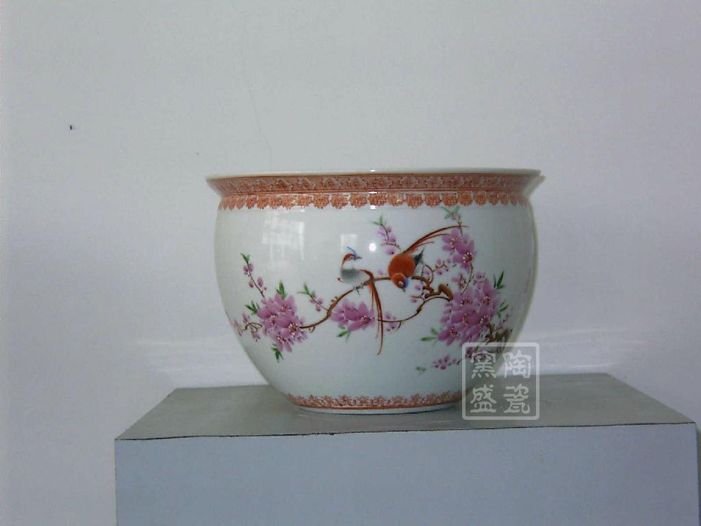 陶瓷大花盆批發  4