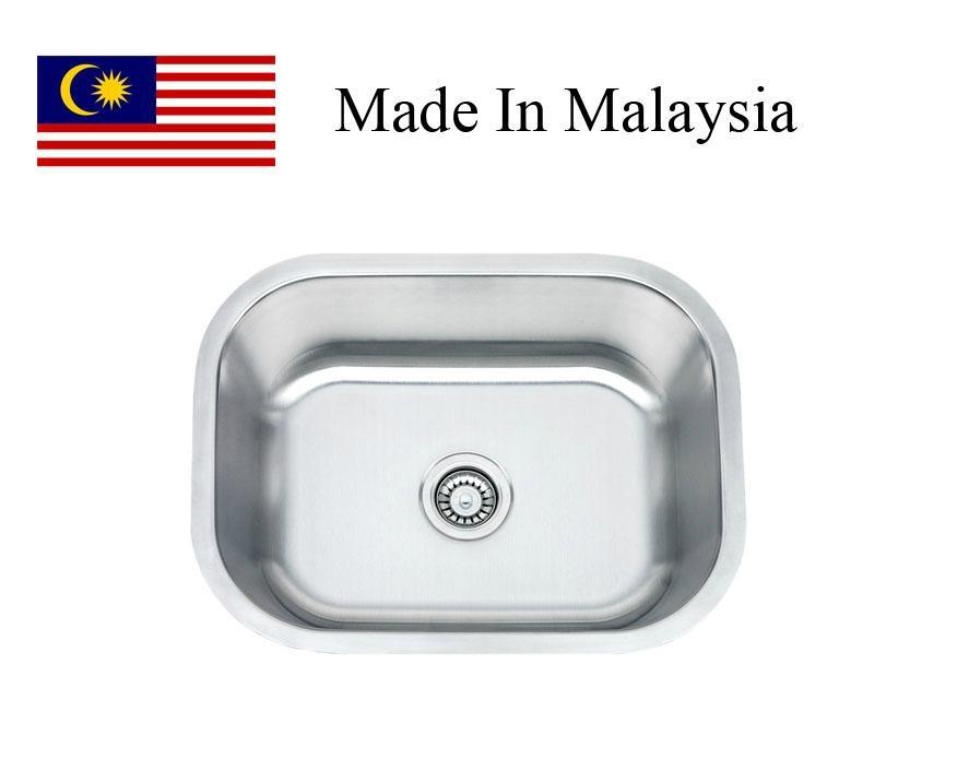 2318 CUPC stainless steel kitchen sink 1