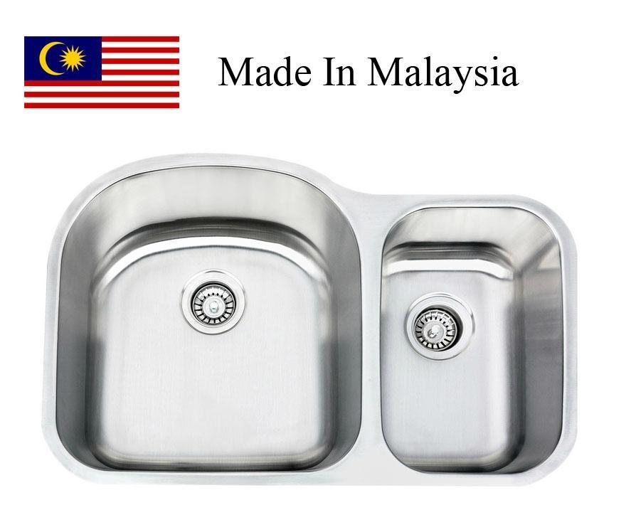 3121L (70/30) CUPC Malaysaia stainless steel kitchen sink  1