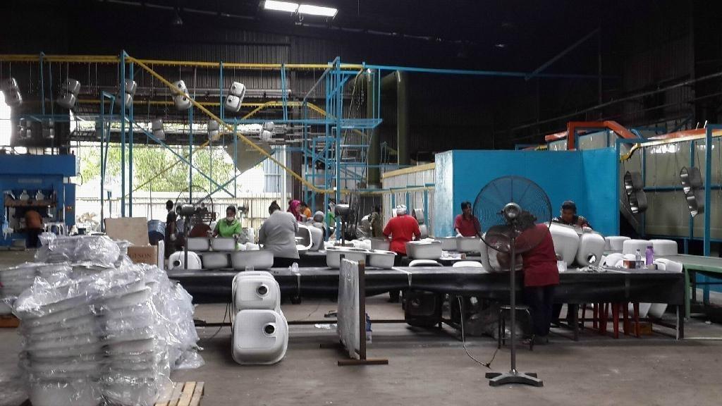 Malaysia Factory - JKY SINK SDN. BHD.