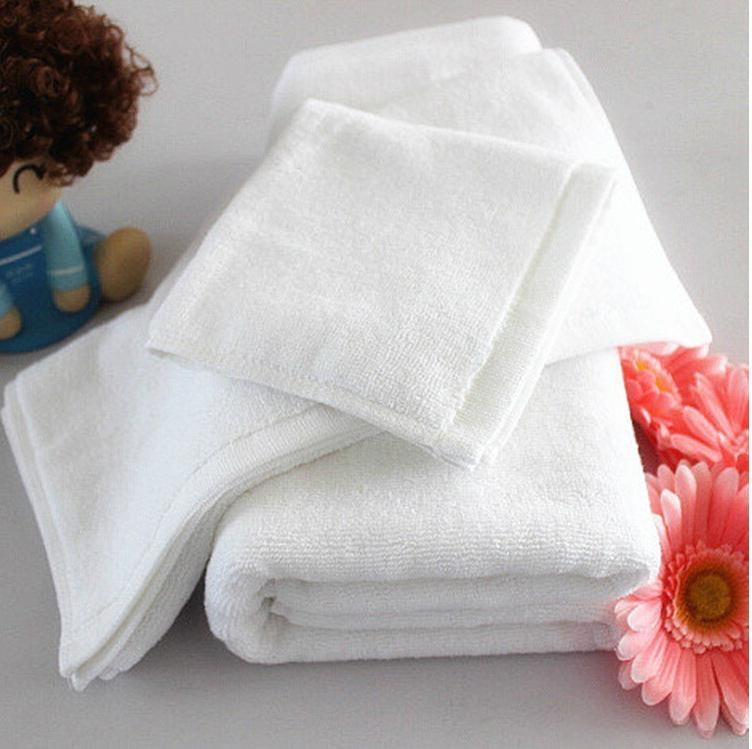 30克纯棉一次性洗浴毛巾 3