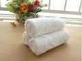 厂家直销酒店宾馆一次性消费品针织毛巾 5