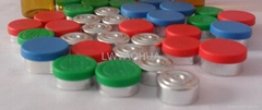 aluminum plastic cap for