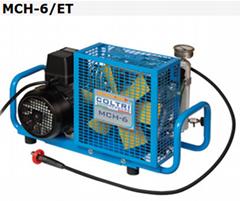 MCH6/ET  移動式潛水用高壓呼吸空氣壓縮機