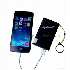 Hot selling  2400mAh  portable phone charger for  iphone6