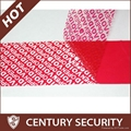 Tamper Evident Security Void Tape