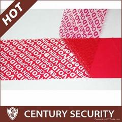 Tamper Evident Security Void Tape