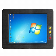 Industrial Panel PC with 17 inch All In One Touch Screen  PPC-170C