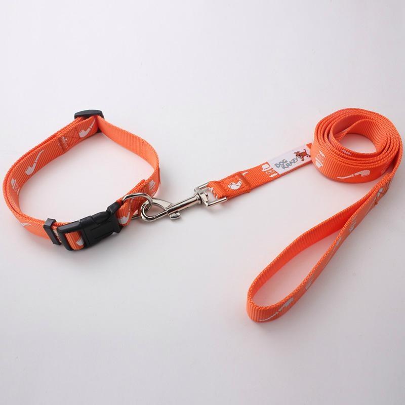Professional Wholesale Nylon Dog Collar Leash 1