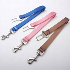 New Arrival Wholesale Custom Dog Car Seat Belt