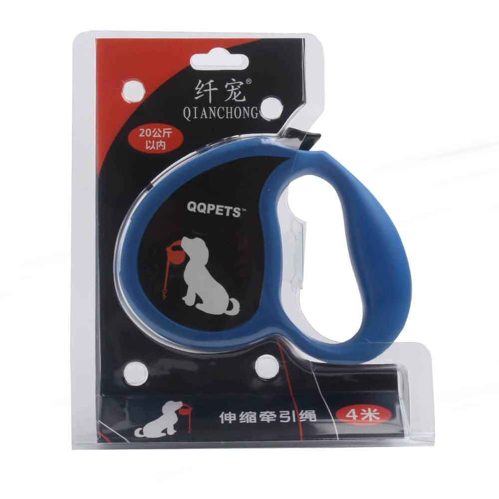2018 new style retractable dog leashes 4