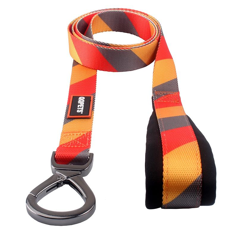 Factory personalized wholesale sublimation polyester dog leash 3