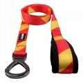Factory personalized wholesale sublimation polyester dog leash 2