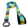 Factory personalized wholesale sublimation polyester dog leash 1