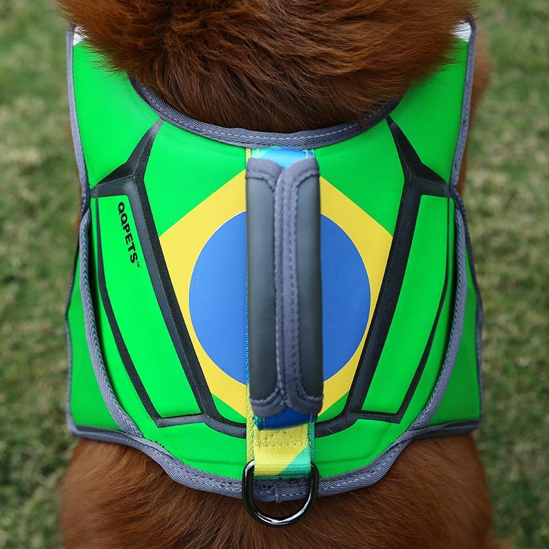 Guangzhou QQPETS factory new design pet harness 3
