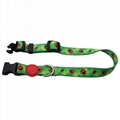 New Style Eco-Friendly Design Custom Personalized Dog Collars 3