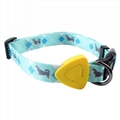 New Style Eco-Friendly Design Custom Personalized Dog Collars 5