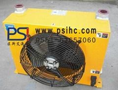 液压风冷器_液压油散热器