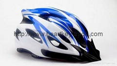 Super Light Weight Mountain Road Cycling Helmet Fashion Painting Design 85 EPS S