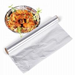 BBQ Grill Oven Aluminum Foil Paper Roll
