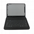 Apple MFi iPad Air Leather Wired Keyboard Case 8 pin Lightning connector