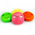 Cool smile gel air freshener mini car air freshener cheap price 1