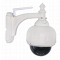 Wanscam HW0028 Outdoor PTZ 3X Optical Zoom Dome Onvif IR Wifi IP Camera 5