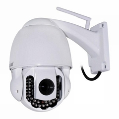 Wanscam HW0025 HD 720P PTZ 5x Zoom Wireless IP Security Camera