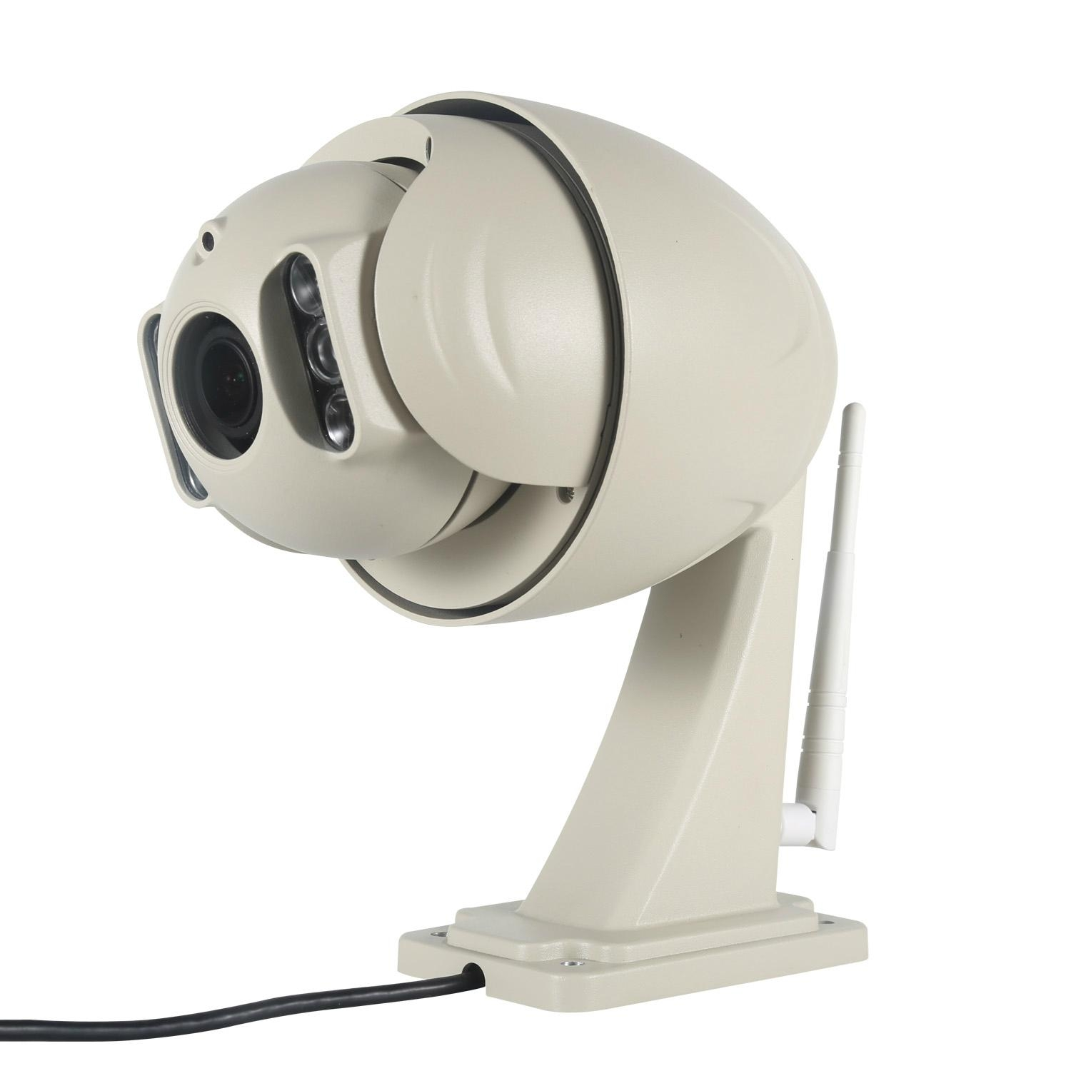 PTZ Zoom Onvif 2MP Build in 16G TF Card Wifi IP Camera 1