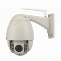 PTZ Zoom Onvif 2MP Build in 16G TF Card Wifi IP Camera 4