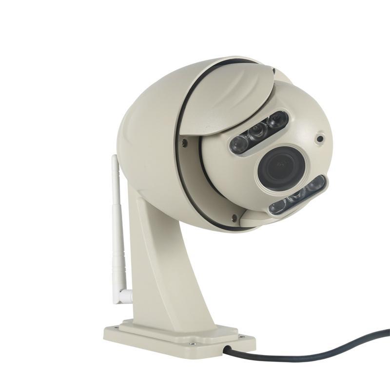 Full HD 1080P 5x Zoom H.264 PTZ Wifi HW0045 IP Camera  5